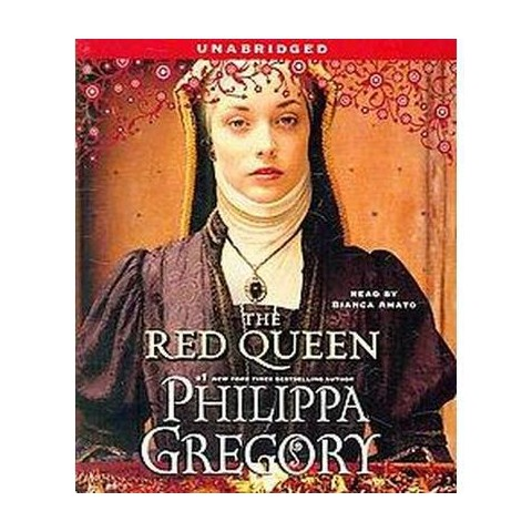 The Red Queen (Unabridged) (Compact Disc)