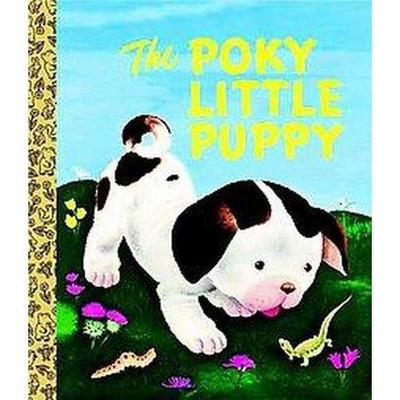 ONLINE ONLY  THE POKY LITTLE PUPPY