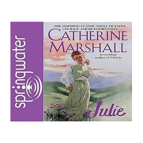Julie (Unabridged) (Compact Disc)