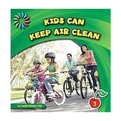 Kids Can Keep Air Clean (Hardcover)