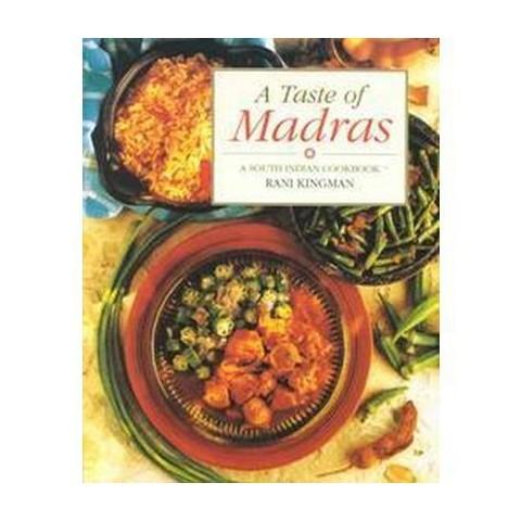 A Taste of Madras (Reprint) (Paperback)