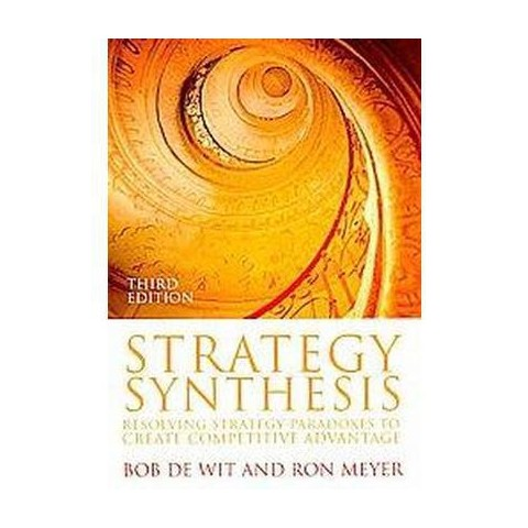 Strategy Synthesis (Paperback)