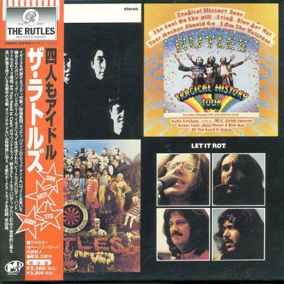 Rutles (Bonus Tracks)