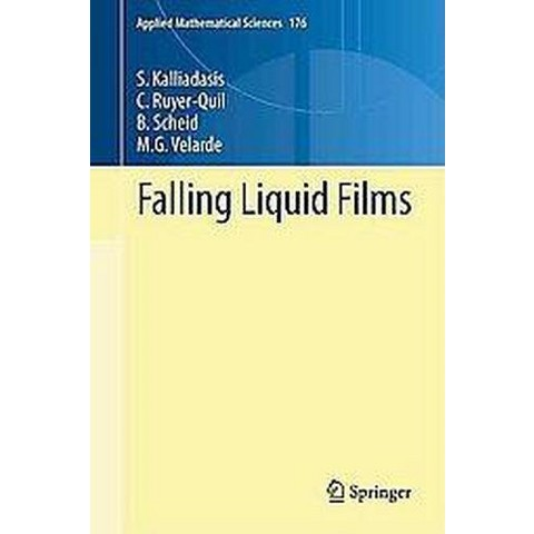 Falling Liquid Films (Hardcover)