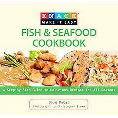 Knack Fish & Seafood Cookbook (Paperback)