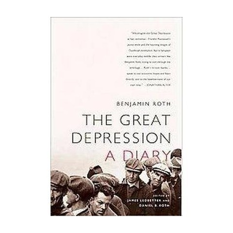 The Great Depression (Reprint) (Paperback)