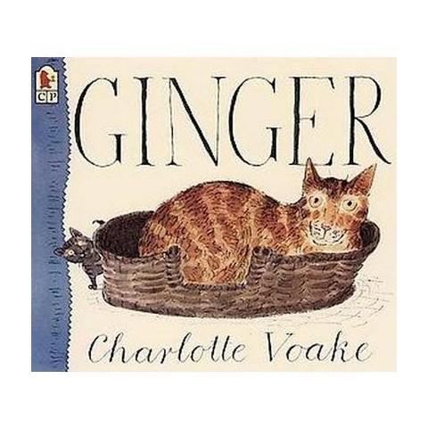 Ginger (Reprint) (Paperback)
