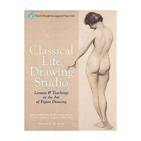 Classical Life Drawing Studio (Hardcover)