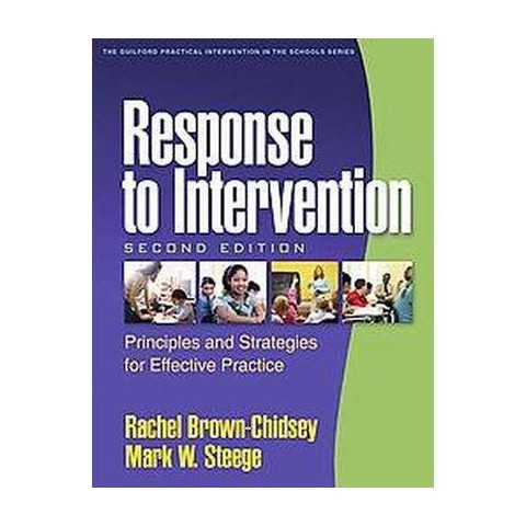 Response to Intervention (Paperback)