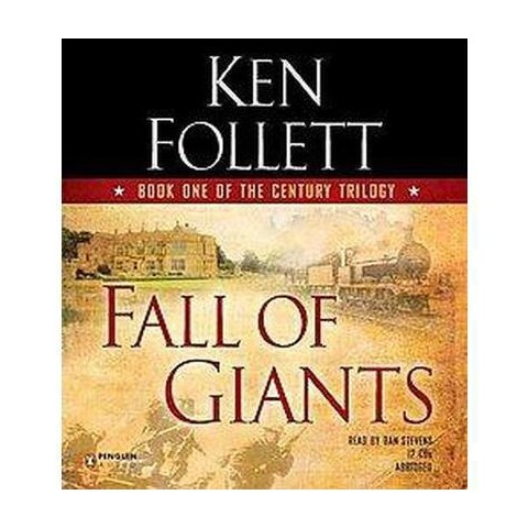 Fall of Giants (Abridged) (Compact Disc)