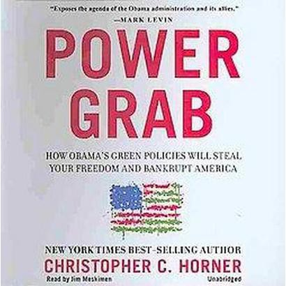 Power Grab (Unabridged) (Compact Disc)