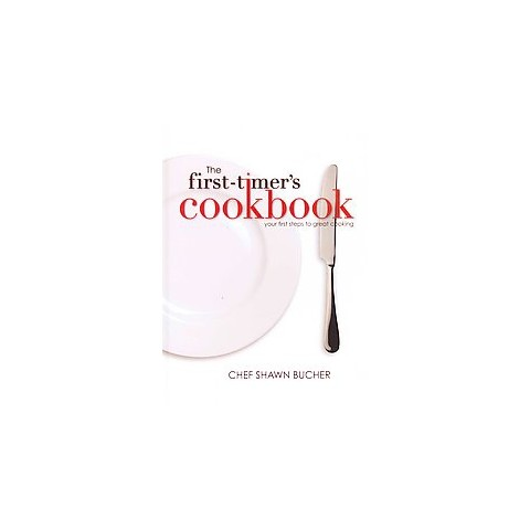 The first-timer's cookbook (Hardcover)