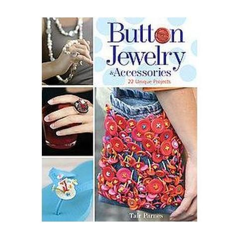 Button Jewelry & Accessories