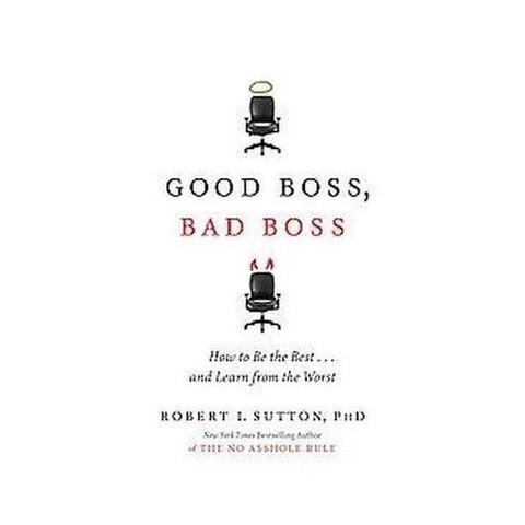 Good Boss, Bad Boss (Unabridged) (Compact Disc)