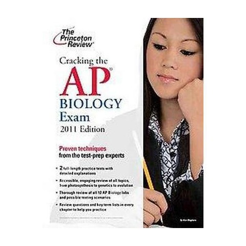 Cracking the AP Biology Exam 2011 (Study Guide) (Paperback)