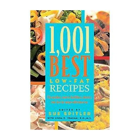 1,001 Best Low-fat Recipes (Paperback)