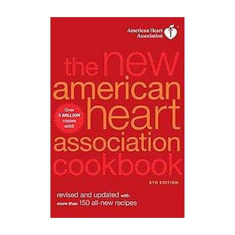 New American Heart Association Cookbook (Revised / Updated) (Hardcover)