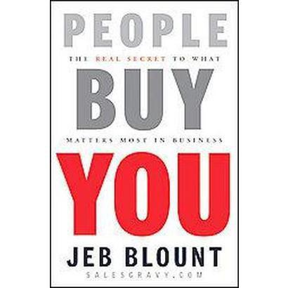 People Buy You (Hardcover)