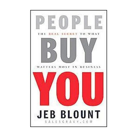 People Buy You (Hardcover)