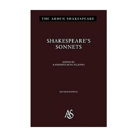 Shakespeare's Sonnets (Hardcover)