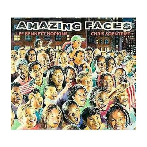 Amazing Faces (Hardcover)