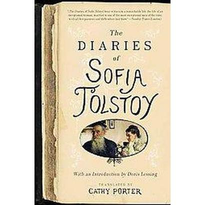 The Diaries of Sofia Tolstoy (Original) (Paperback)