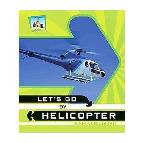 Let's Go by Helicopter (Hardcover)