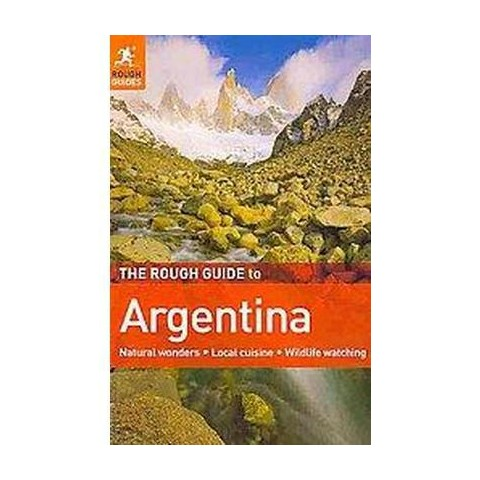 The Rough Guide to Argentina (Paperback)