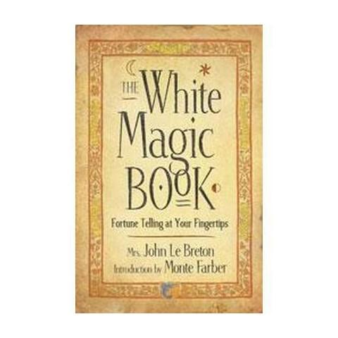 White Magic Book (Hardcover)