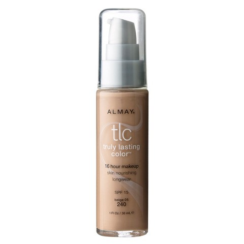 Almay Truly Lasting Color Makeup