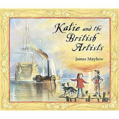 Katie and the British Artists (Reprint) (Paperback)