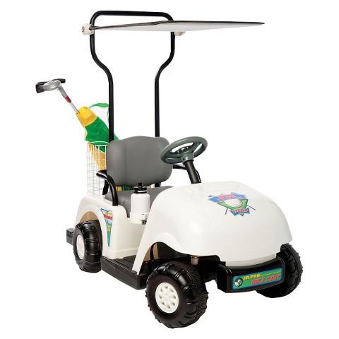 Kid Motorz Jr. Pro Golf Cart 6V Ride On