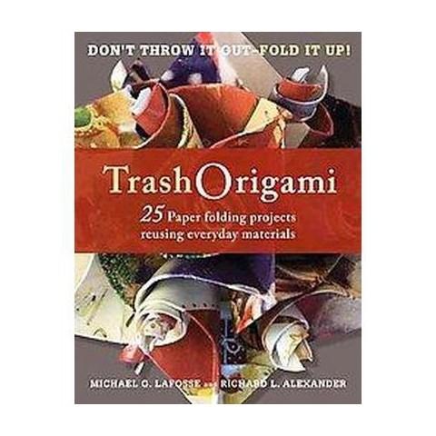 Trash Origami (Mixed media product)
