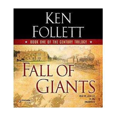 Fall of Giants (Unabridged) (Compact Disc)