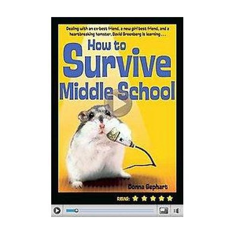 How to Survive Middle School (Hardcover)