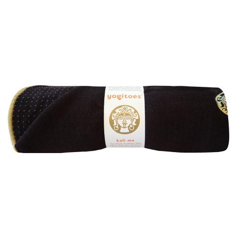 yogitoes Skidless Yoga Towel - Black