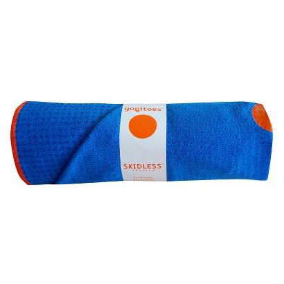 yogitoes Skidless Yoga Towel - Blue