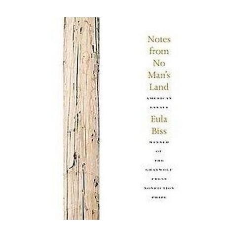 Notes from No Man's Land (Original) (Paperback)