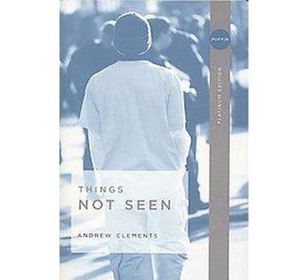 a review of things not seen This lesson will focus on the theme of invisibility in things not seen, an element that functions both as a plot device and a recurring theme.
