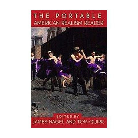 The Portable American Realism Reader (Paperback)