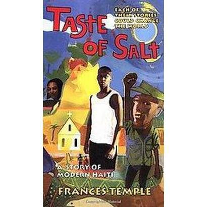 Taste of Salt (Reprint) (Paperback)