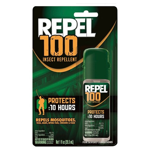 Repel 100 Insect Repellent - 1 oz.