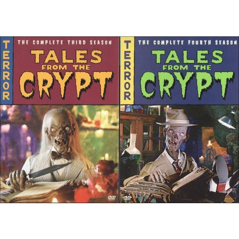 Tales from the Crypt: The Complete Seasons 3 & 4 (6 Discs)