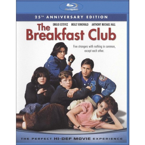 The Breakfast Club (25th Anniversary Edition) (Blu-ray) (Widescreen)