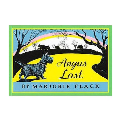 Angus Lost (Reprint) (Paperback)
