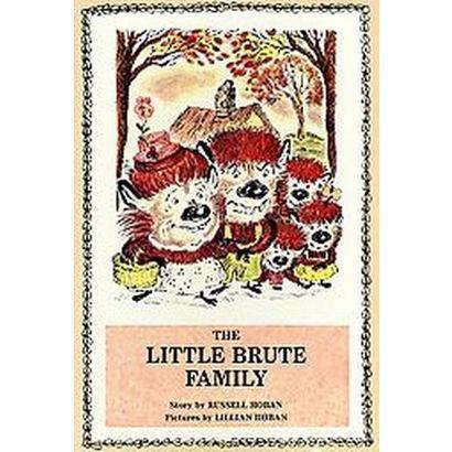 Little Brute Family (Reprint) (Paperback)