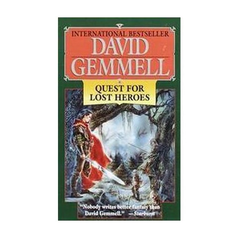 Quest for Lost Heroes (Reprint) (Paperback)