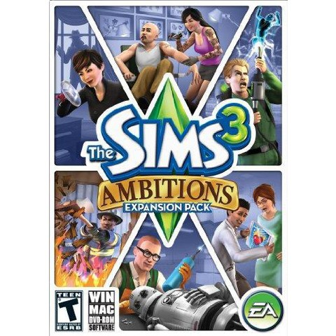 The Sims 3: Ambitions (PC Games)