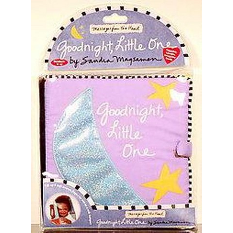 Good Night, Little One ( Messages from the Heart) (Rag Book)