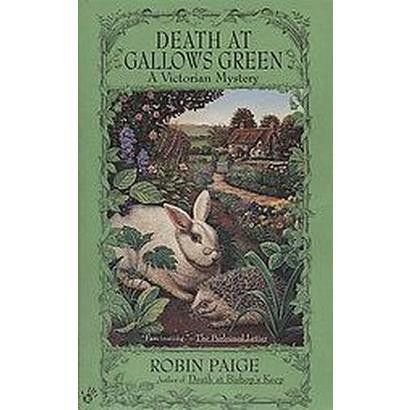 Death at Gallows Green (Reissue) (Paperback)